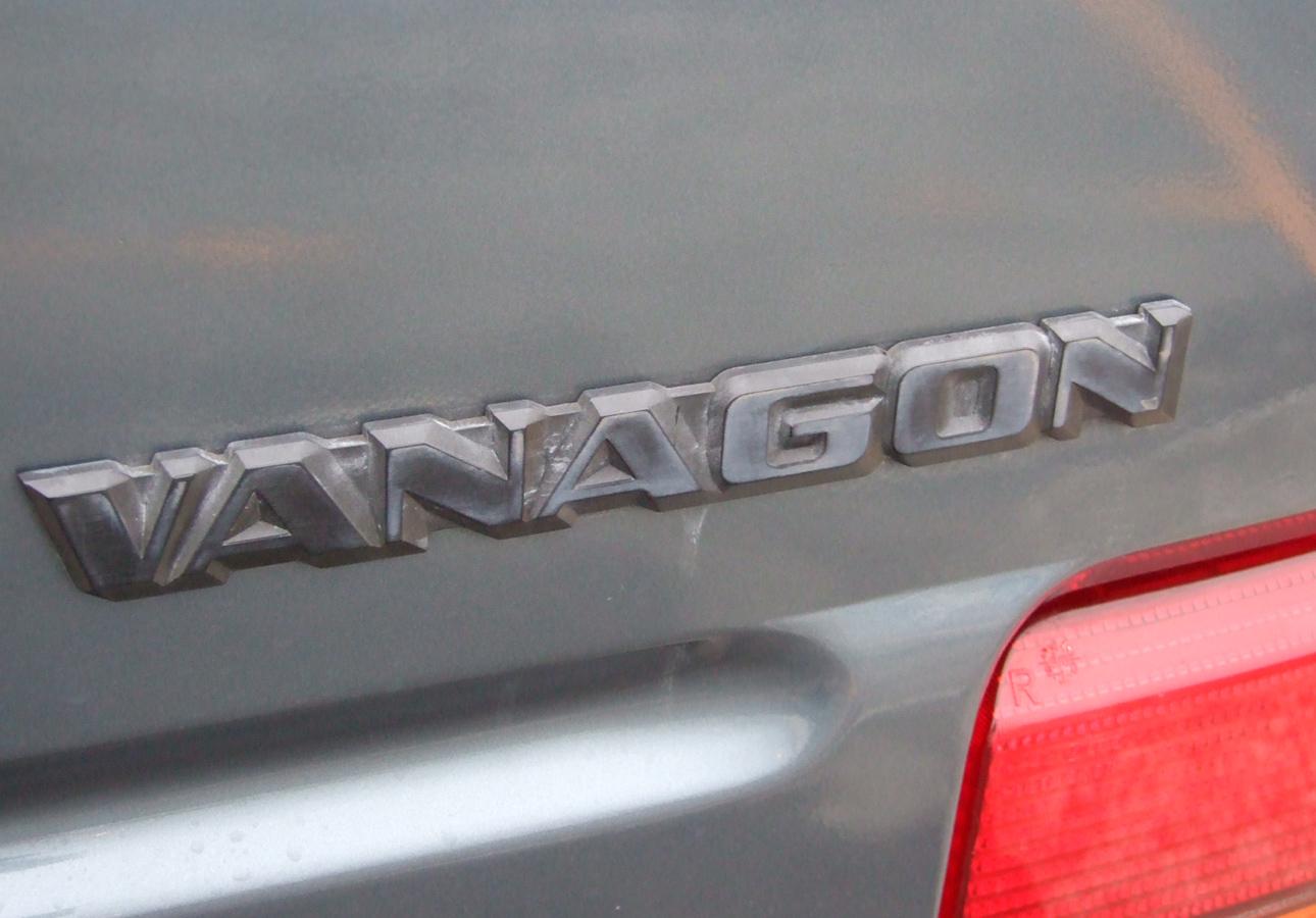 ヴァナゴンGL ダークグレーメタリック