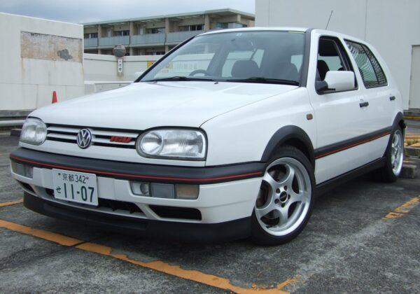 ゴルフⅢ GTI 16v